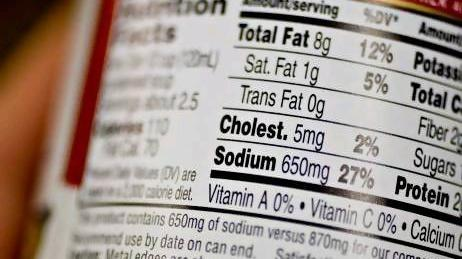 UAE Cabinet approves mandatory food labelling policy to encourage healthier eating